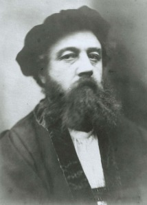 Eyre Crowe, photographed by David Wilkie Wynfield in 1864 (by permission of the Royal Academy of Arts, London)