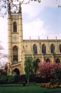 St Luke's church, Chelsea, 2002