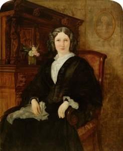 Mrs Eugenie Maria Wynne (c.1850)